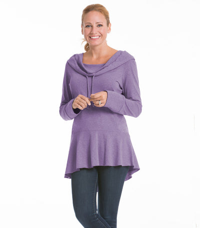 Snapdragon Women's Top - Lilac