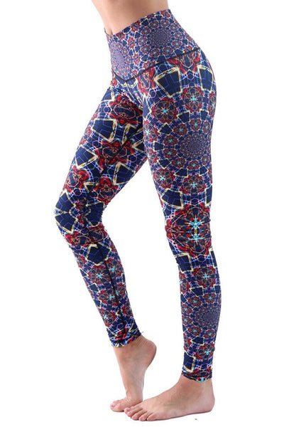 Moonlight Mandala Leggings