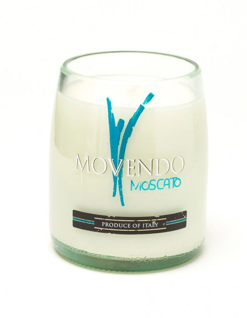 Movendo Wine Bottle Candle
