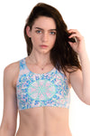 Women's Eco-Friendly Orbit Crop Top