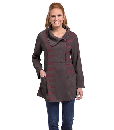 Petunia Tunic Eco-Friendly Top - Earth