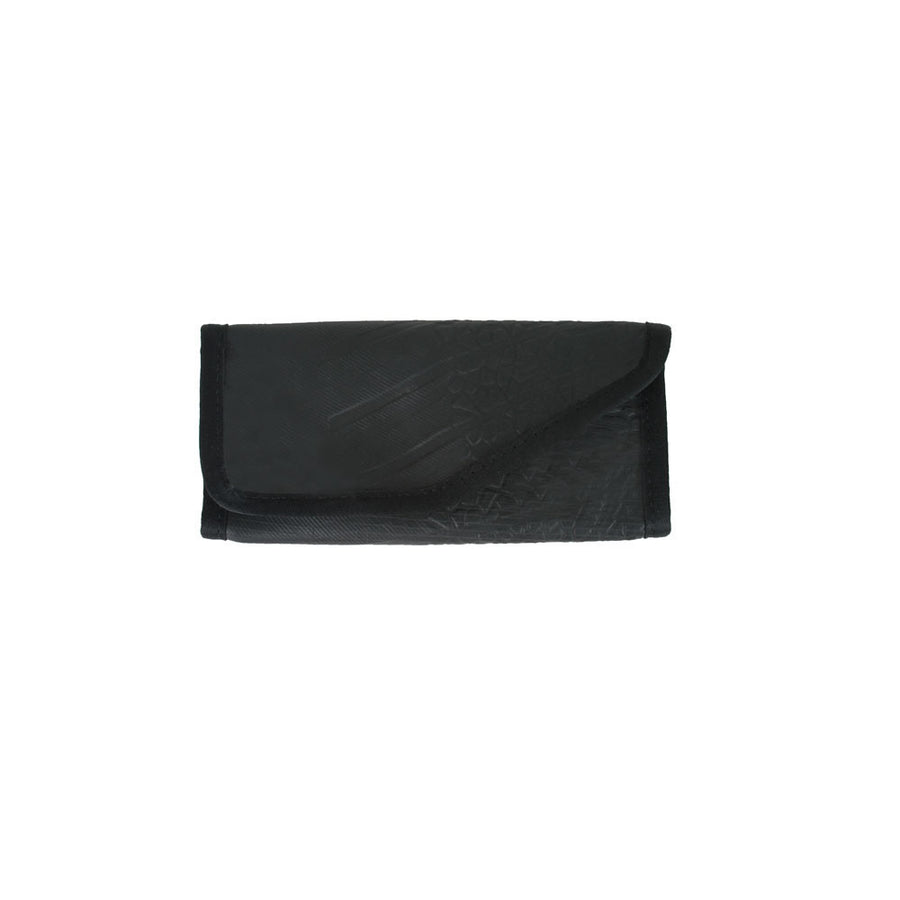 Queen Anne Bike Tube Clutch Wallet