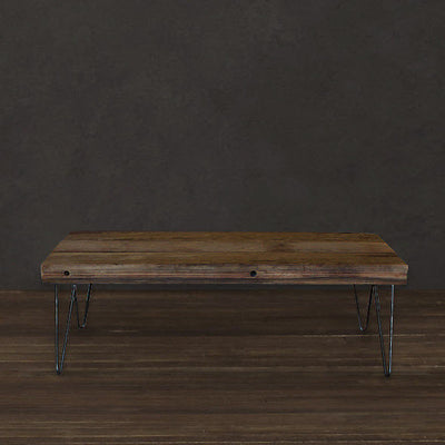 "Reclaimed Wood 48"" Chester Coffee Table"