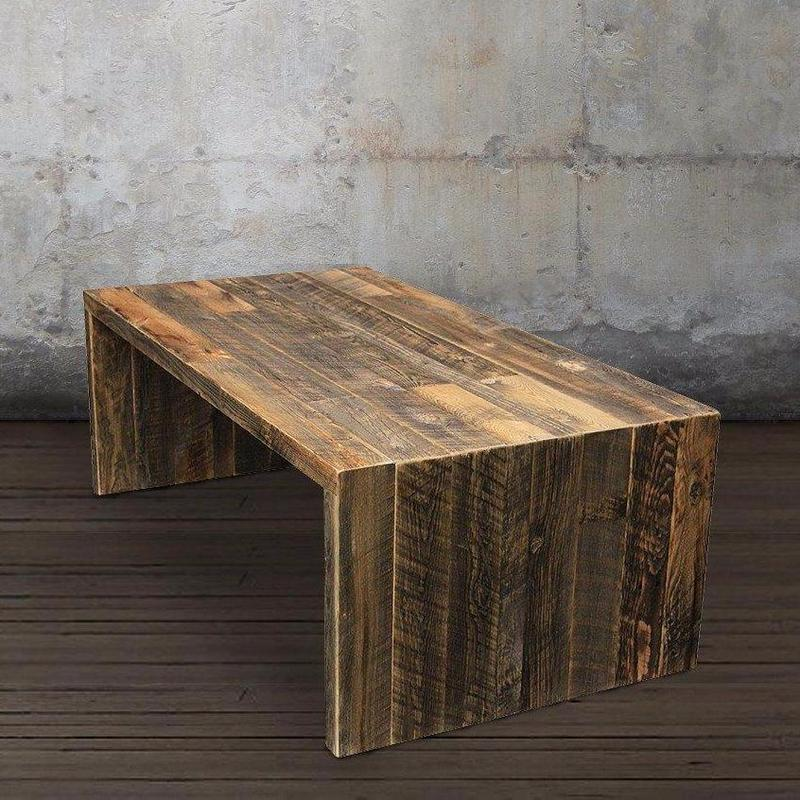 All Wood Boards Coffee Table