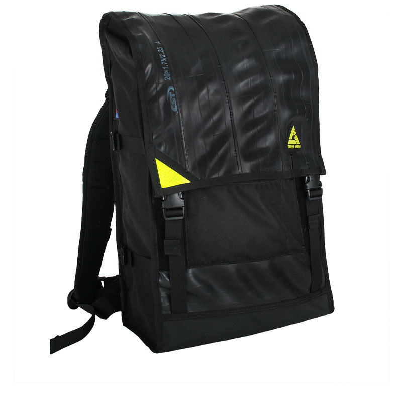 Ruckus Recycled Rubber Backpack