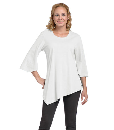 Salvia Women's Eco-Friendly Top - Cloud