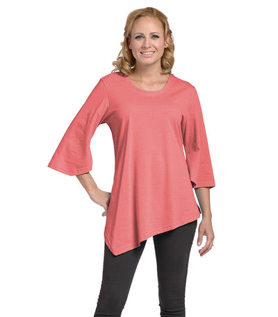 Salvia Women's Eco-Friendly Top - Coral