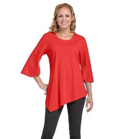 Salvia Women's Eco-Friendly Top - Poppy