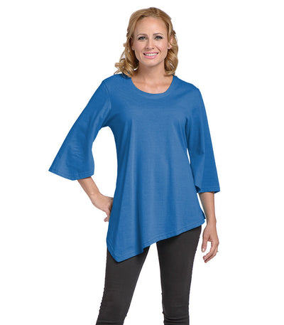 Salvia Women's Eco-Friendly Top - Sapphire