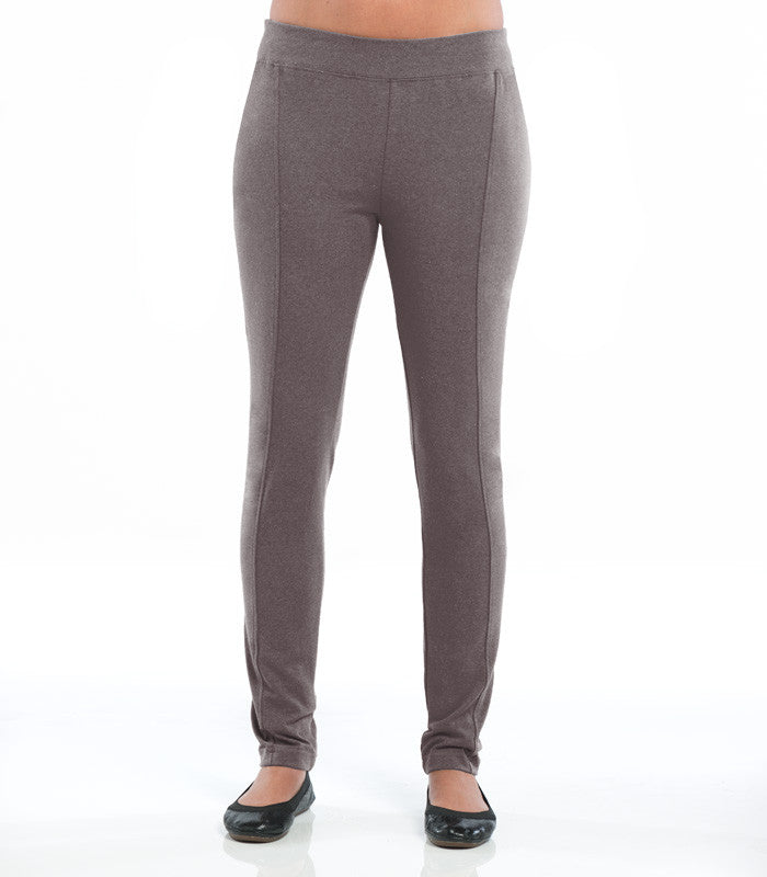 Ladies Sequoia Leggings in Charcoal Grey