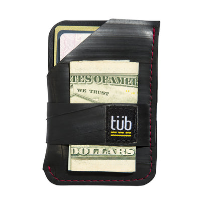 Recycled Rubber Simple Wallet