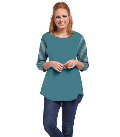 Snowdrop Eco-Friendly Top - Tide