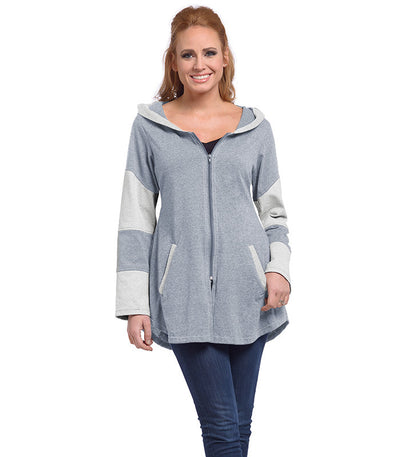 Stargazer Ladies Cardigan - Ash
