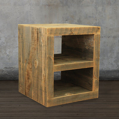 Reclaimed Wood Telluride Night Stand