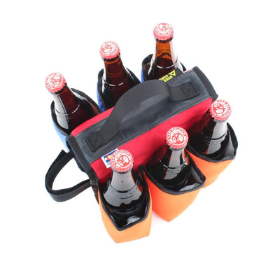 Beer Bottle Bike Carrier