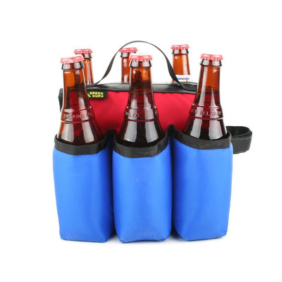 The Sixer Insulated Bike Bottle Holder