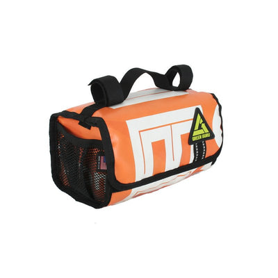 Touring Townie Bike Handlebar Bag - Front