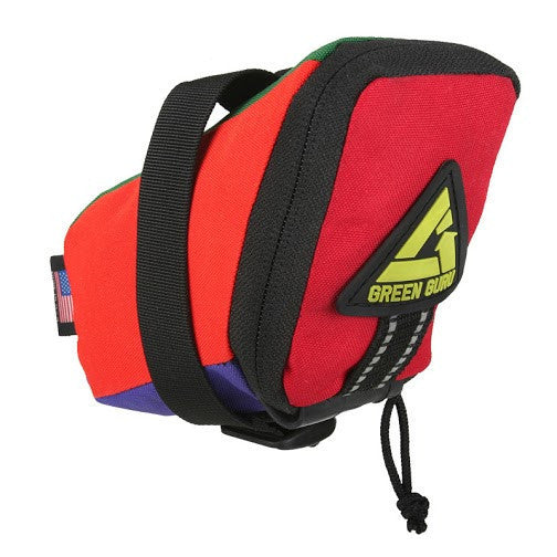 Transition Multi-Color Bike Seat Saddle Bag