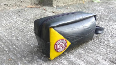 Urban Recycled Tire Wash Bag