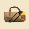Wild Clipper Small Burlap Duffel Bag