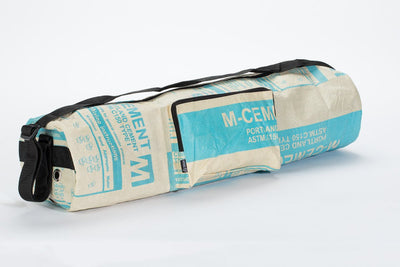 Yoga Mat Travel Bag (Cement)