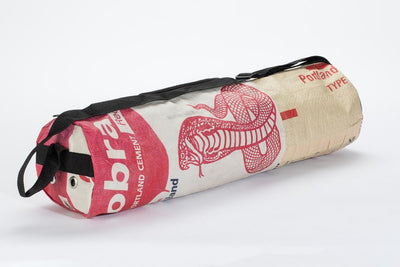 Yoga Mat Travel Bag (Red Cobra)