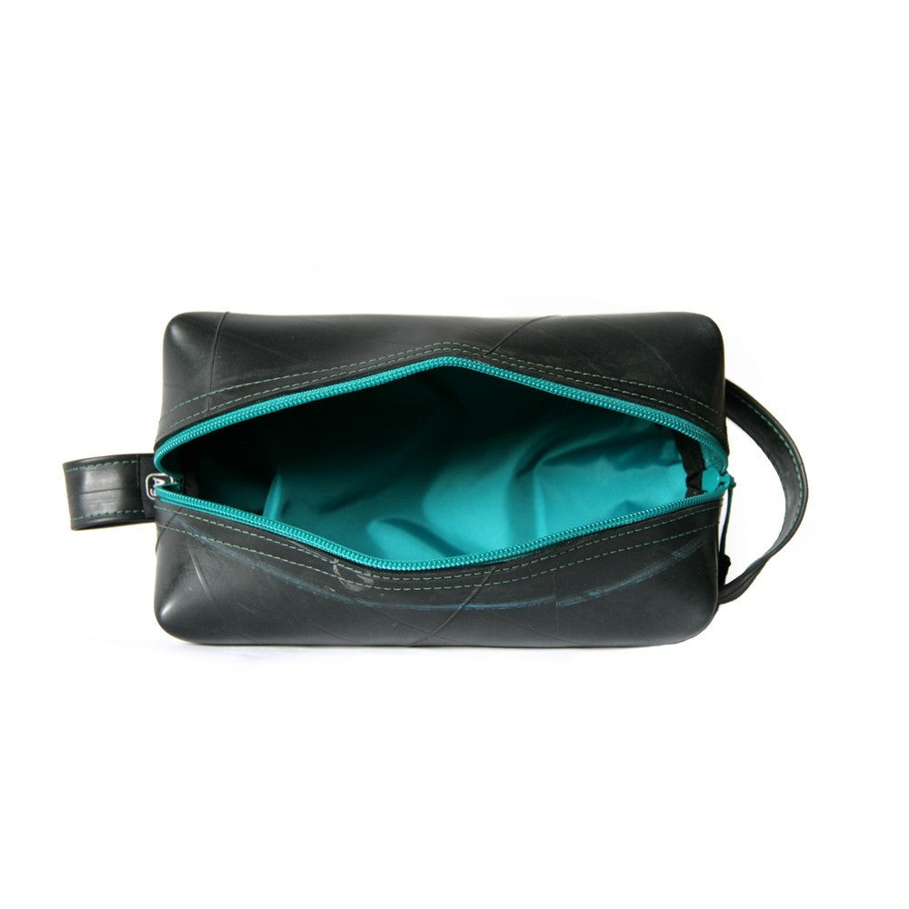 c637cc91d80c Elliott Toiletry Kit with Teal Interior - The Spotted Door