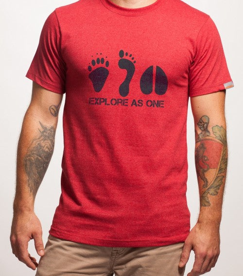 Red Expore As One T-Shirt