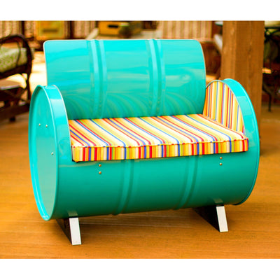 Drum Works Barrel Topsail Armchair
