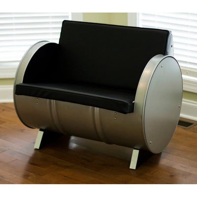 Drum Barrel P-51 Armchair