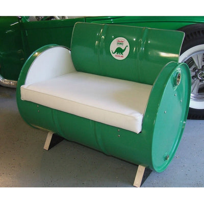 Drum Barrel Sinclair Gasoline Armchair