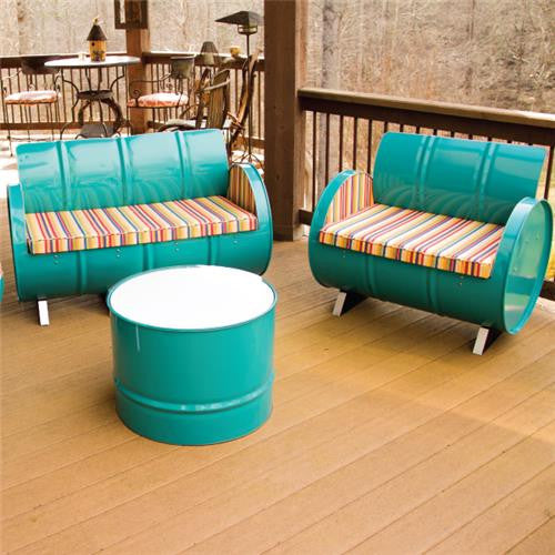 Drum Barrel Furniture Set Topsail Collection