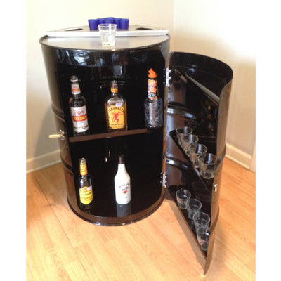 Drum Barrel Metal Corner Bar