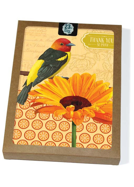 Tanager Boxed Cards