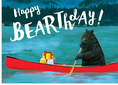Bear Birthday
