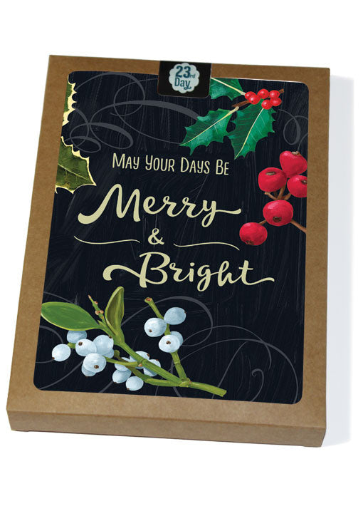 Merry & Bright Boxed