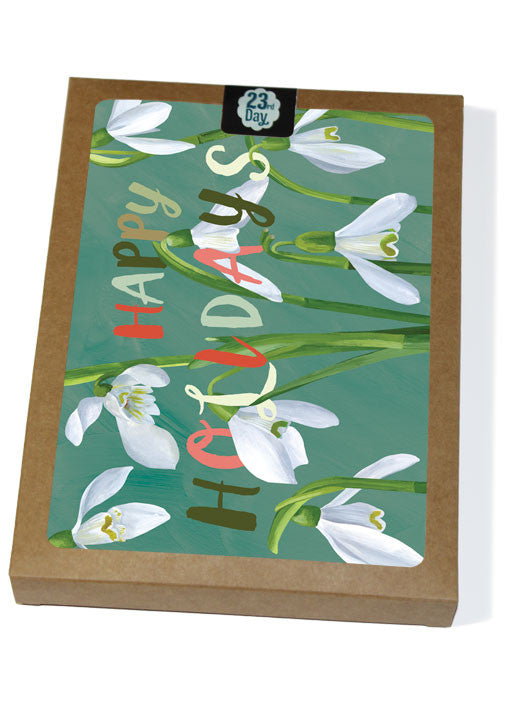 Snowdrops Boxed Cards