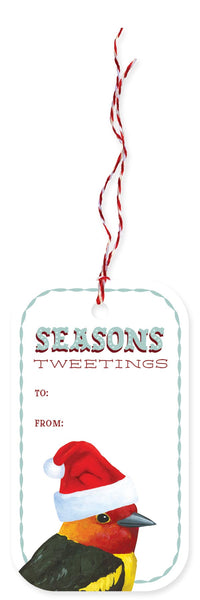 Tweetings Holiday Gift Tags