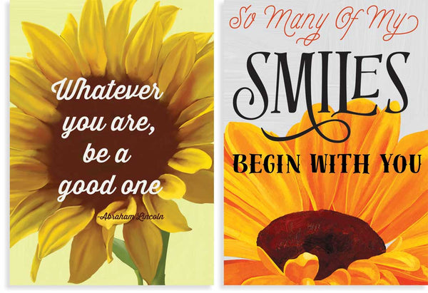 Sunflower / Smiles