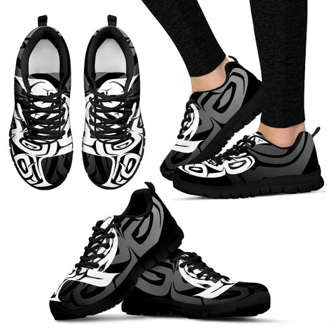 Killer Whale Women's Sneakers