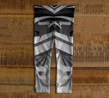 Eagle Baby Leggings Black - Northern Dreams Clothing by Chelleen