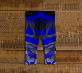 Eagle Baby Leggings Blue - Northern Dreams Clothing by Chelleen