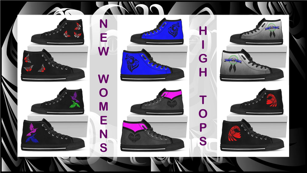 Women's High Tops