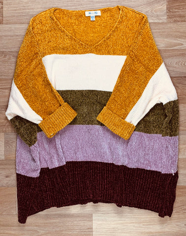 soft as chenille plus size sweater