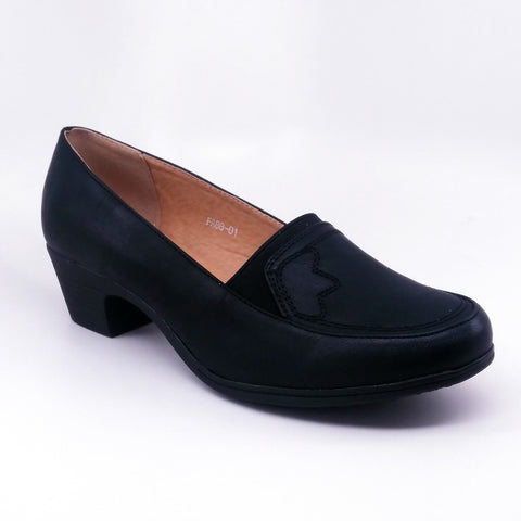 Fable Comfort Shoe (Black)