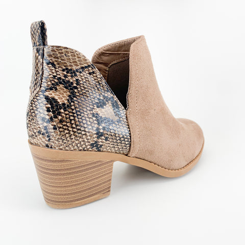 """Zandra"" Short Boot"