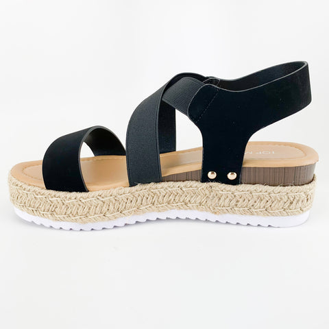 """Candice"" Wedge Sandal"