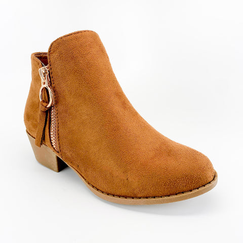 """Zandra"" Girl Ankle Boots"