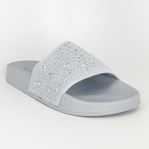 """Christina"" Slip-On Sandal"