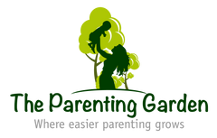The Parenting Garden Logo